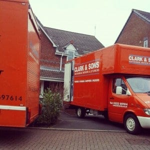 Removals Companies Preston