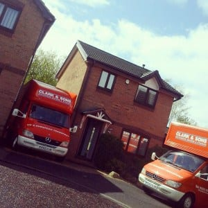 Office and home Removals Preston