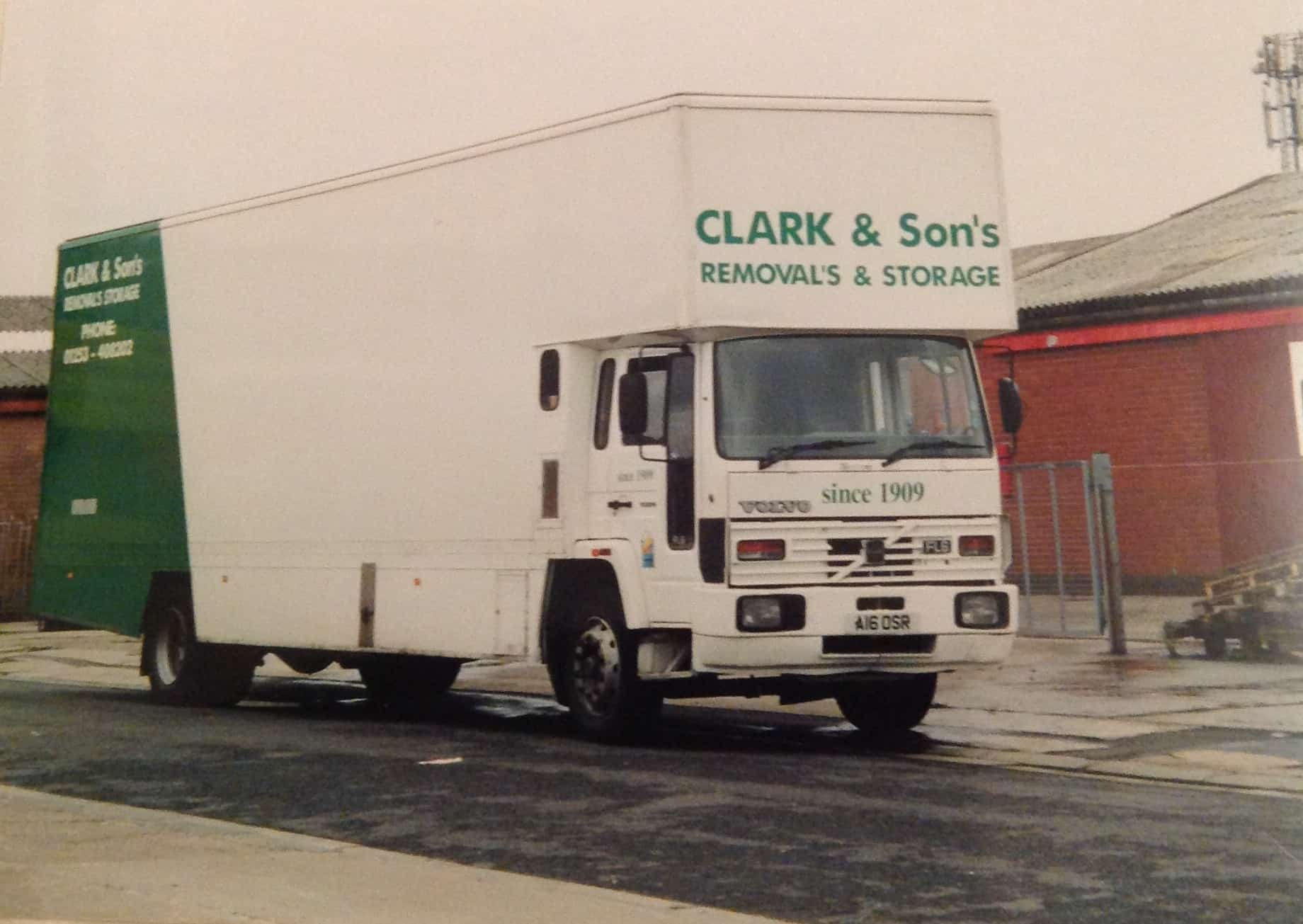 Removals Blackpool Clark and sons removals