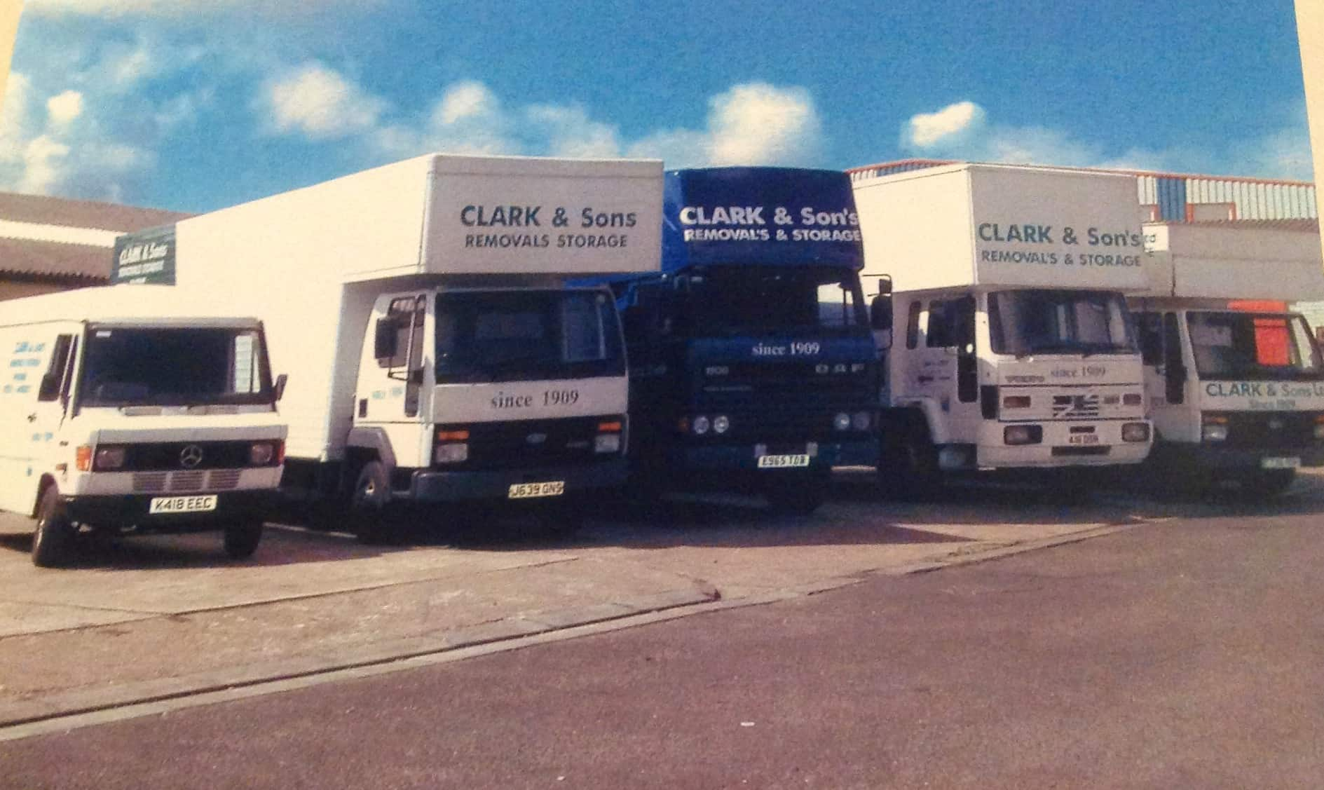 Removals Blackpool removals in Blackpool Barry Clark Clarks removals Clark and sons removals