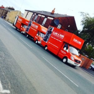 Removals Companies Fleetwood