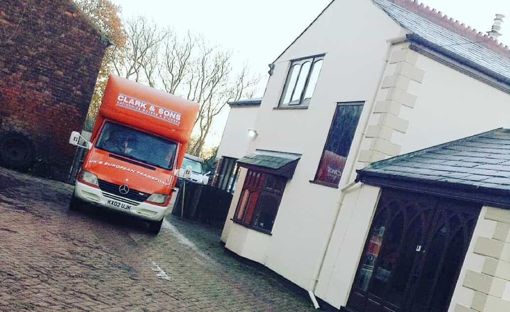 Removals in Poulton-le-Fylde